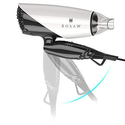 Wazor Hair Dryer Ceramic Ionic Blow Dual