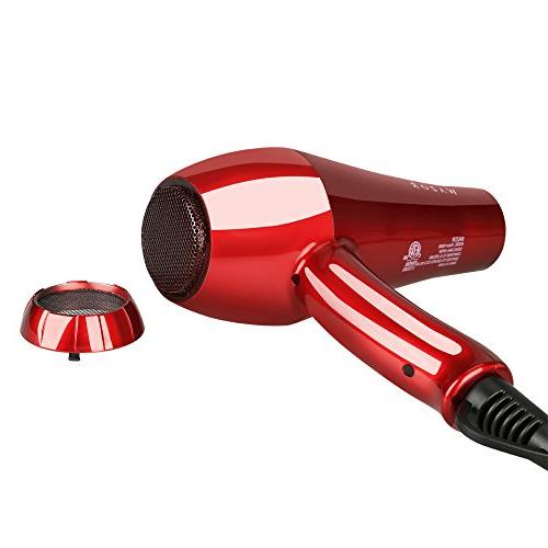 Wazor Hair Negative Lightweight Motor Speed Settings