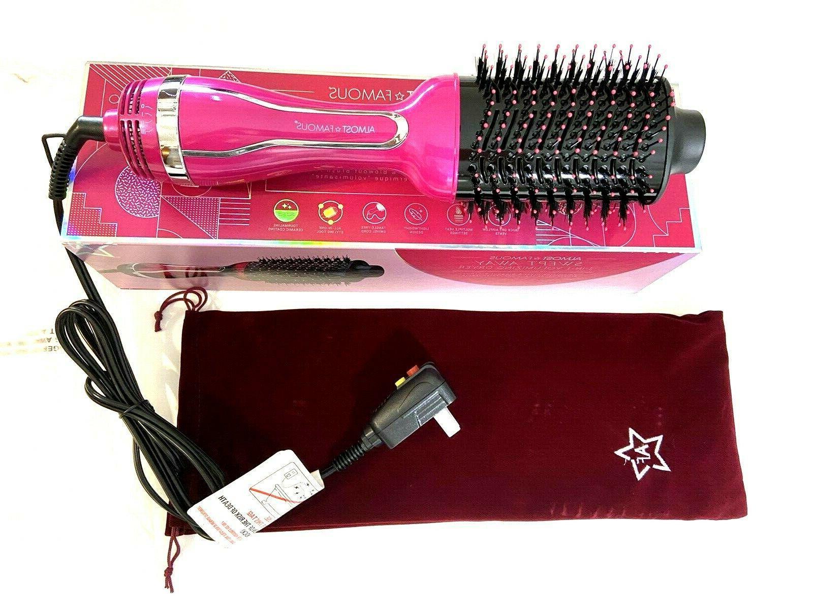 af 2 in1 volumizing hair dryer blower