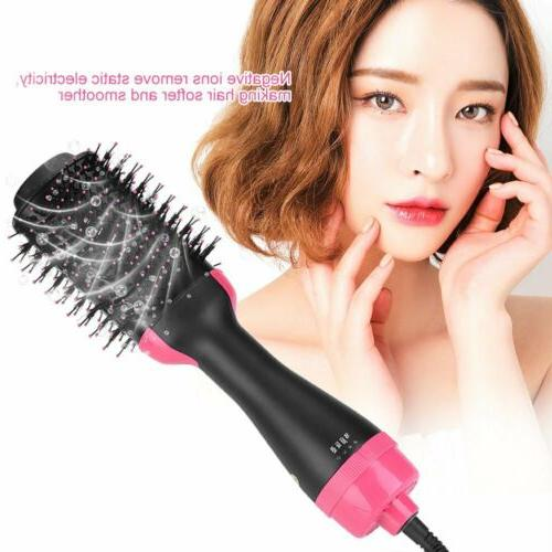 Anion Comb Blow Curler