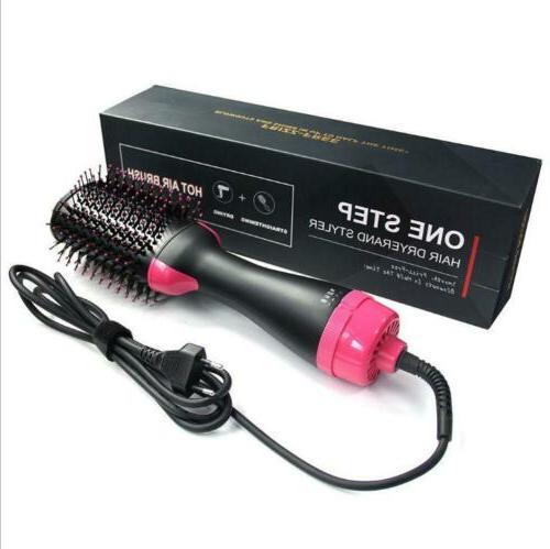 Unisex Dryer Hair Blow Straightener