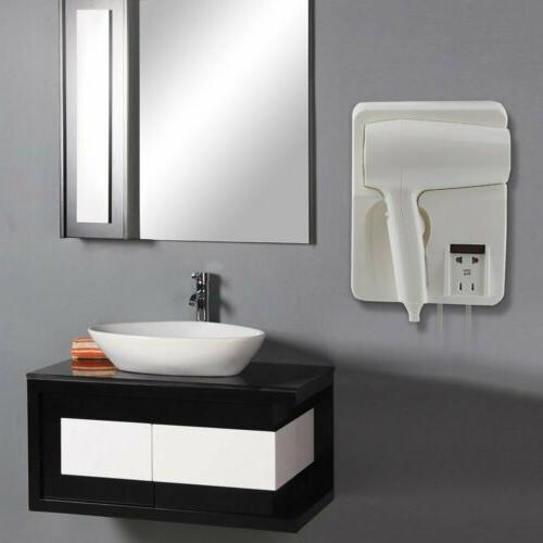 Wind Bathroom Mounted Hair Dryer BR