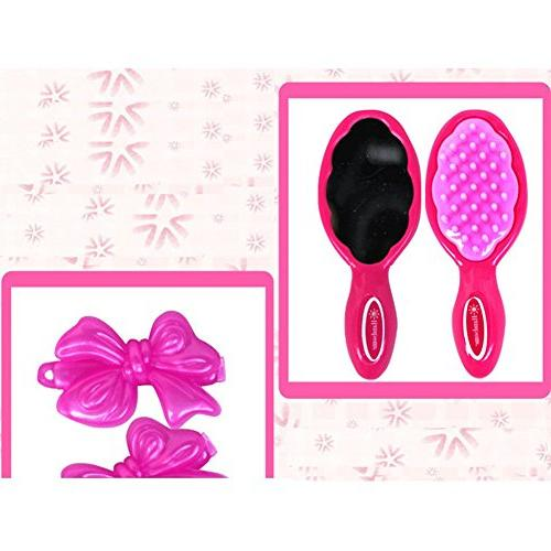 Lanlan Beauty Beauty Case with Comb Perfume Lipstick Girls Play Toys Set for Kids