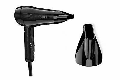 Black Ionic Dryer Tourmaline Styling Hair Care