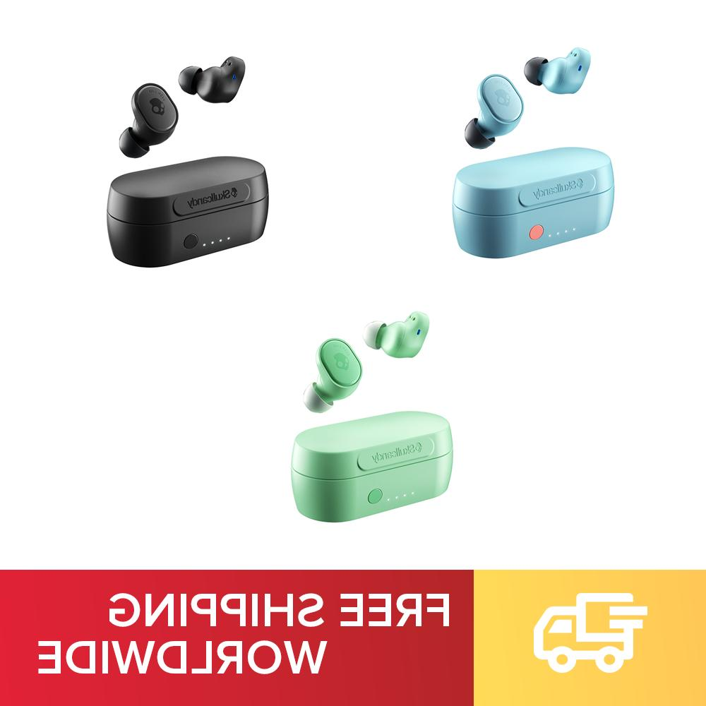 Skullcandy SESH EVO Complete Wireless Earphone Bluetooth 5 I