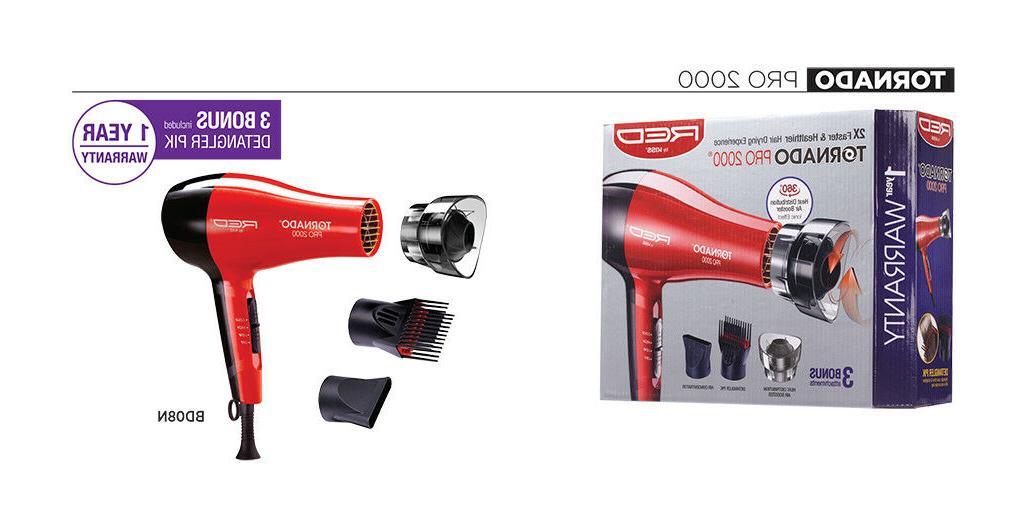 by Tornado Pro 2000 Hair Blow Dryer