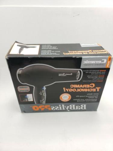 ceramix xtreme turbo ceramic hair blow dryer