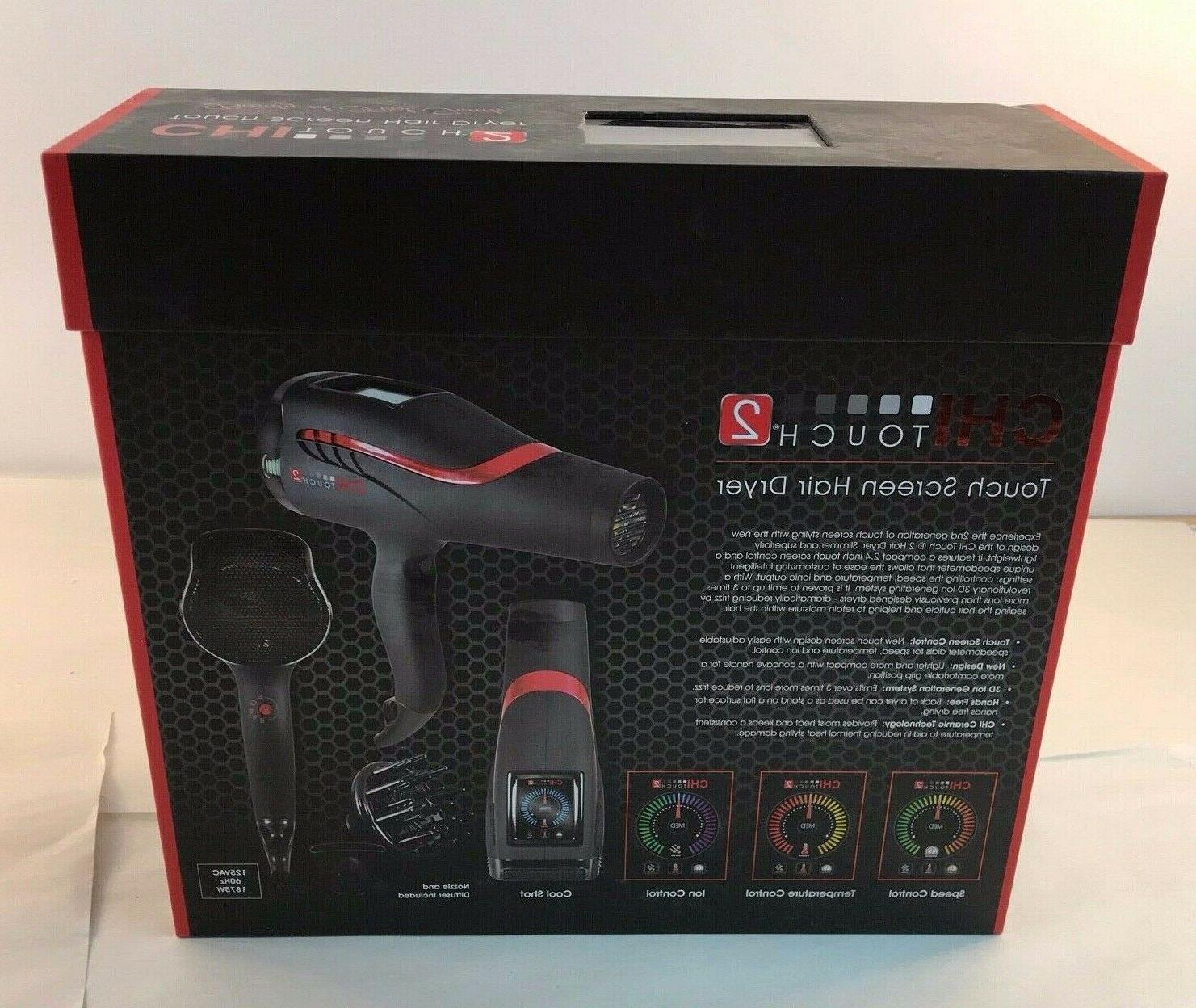 CHI TOUCH 2 LOW HAIR DRYER - 2nd