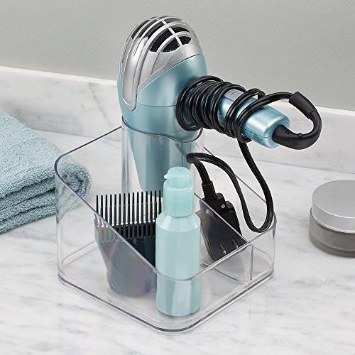 InterDesign Counter Hair Dryer Holder