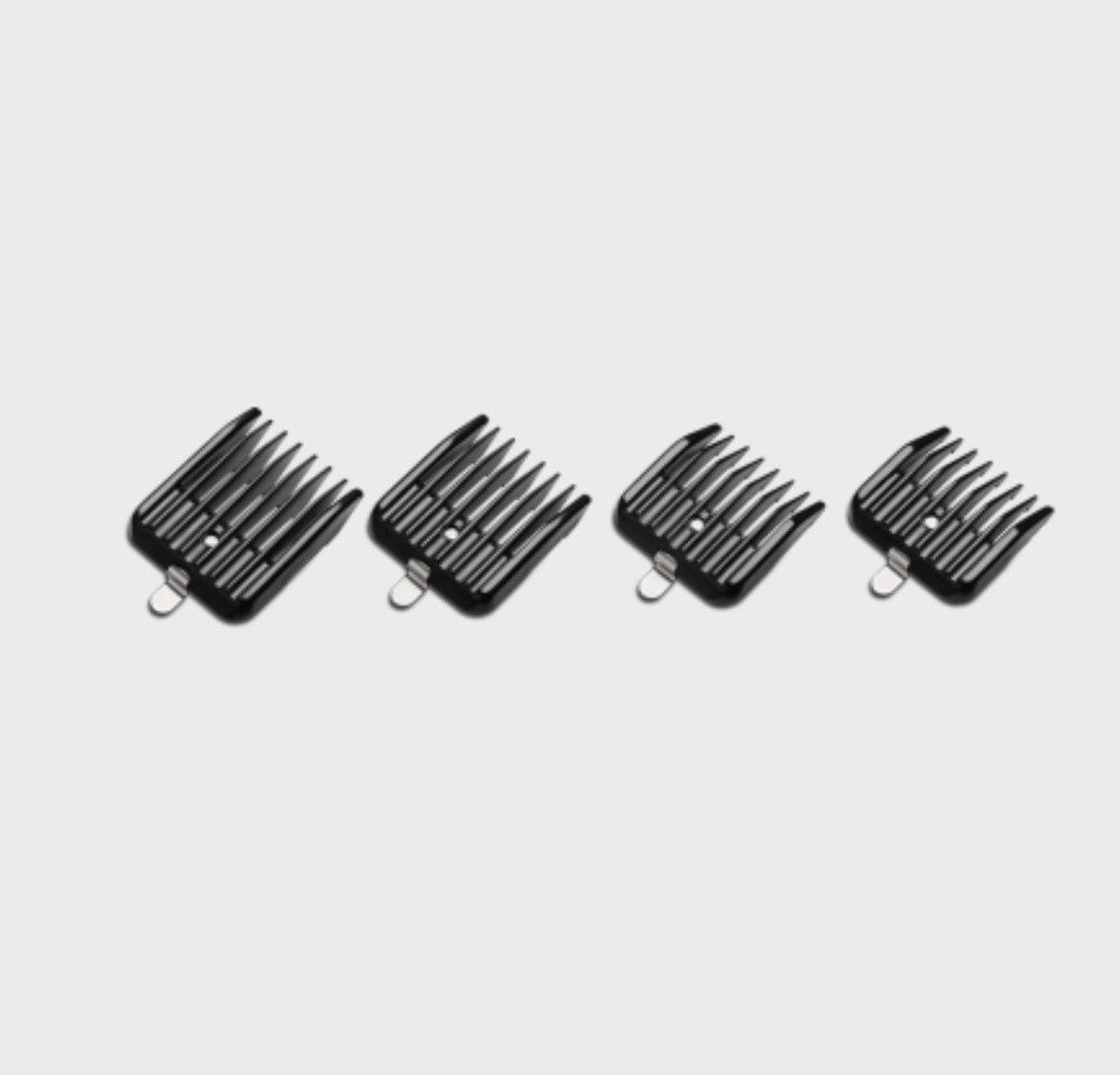 ANDIS CLIPPER COMBS 4 SET