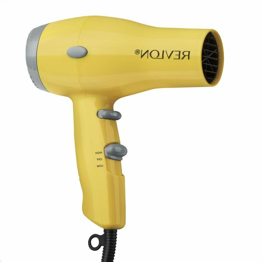 Revlon 1875W Compact And Lightweight Hair Dryer - Multicolor