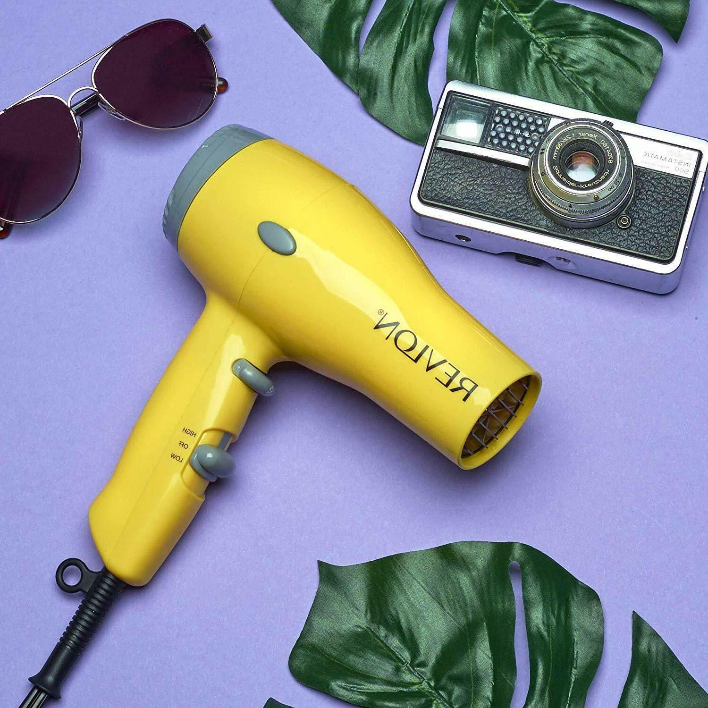 compact ionic hair dryer blower 1875w powerful