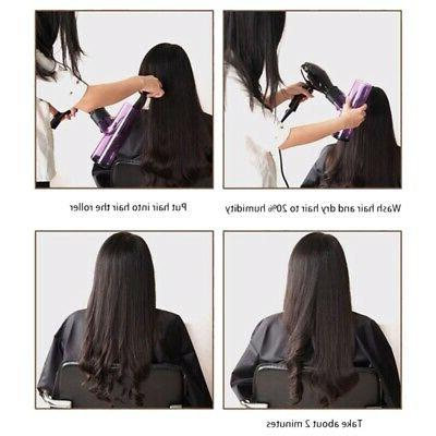 Diy Diffuser Magic Hair Cap Curl U9B2