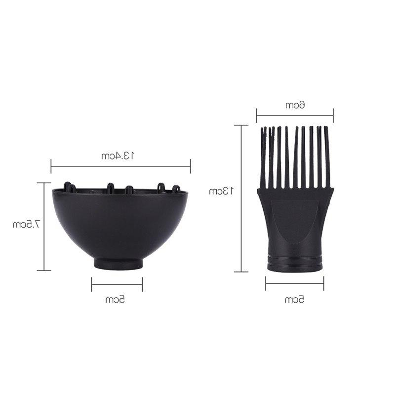 BOPAI Hairdressing <font><b>Hair</b></font> Diffuser Comb Dry Appliance Accessories