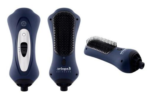 esquire grooming the brush dryer hand hair