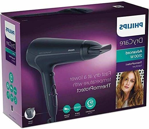 essential care travel hair dryer