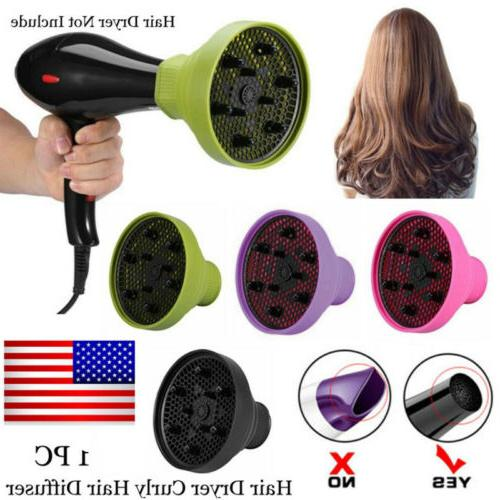 Foldable Hair Silicone Cover Styling