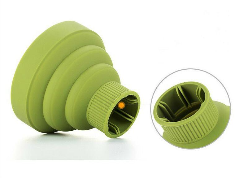 Foldable Hair Tools Diffuser Salon Curly