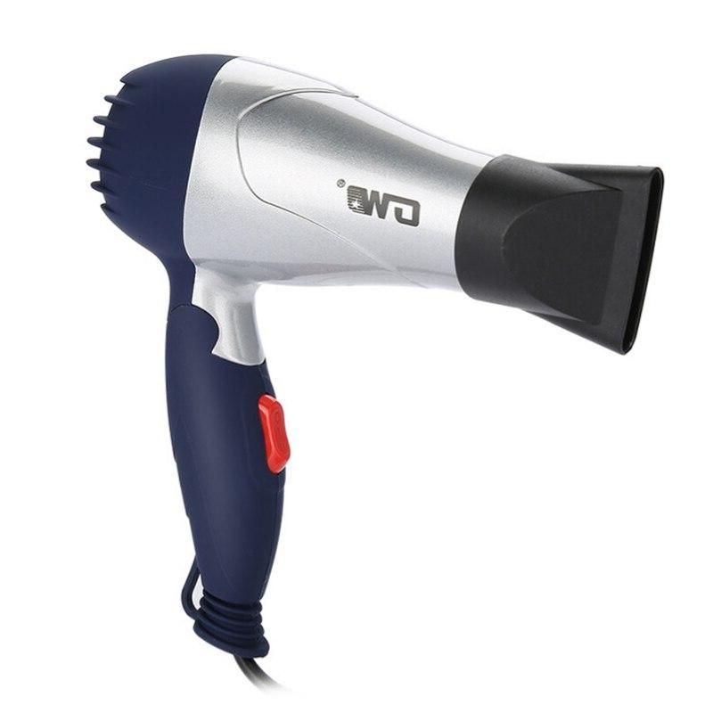 <font><b>Mini</b></font> Portable Compact <font><b>Hair</b></font> <font><b>Dryer</b></font> Blow Wind Low Noise Long Life Outdoor Accessor