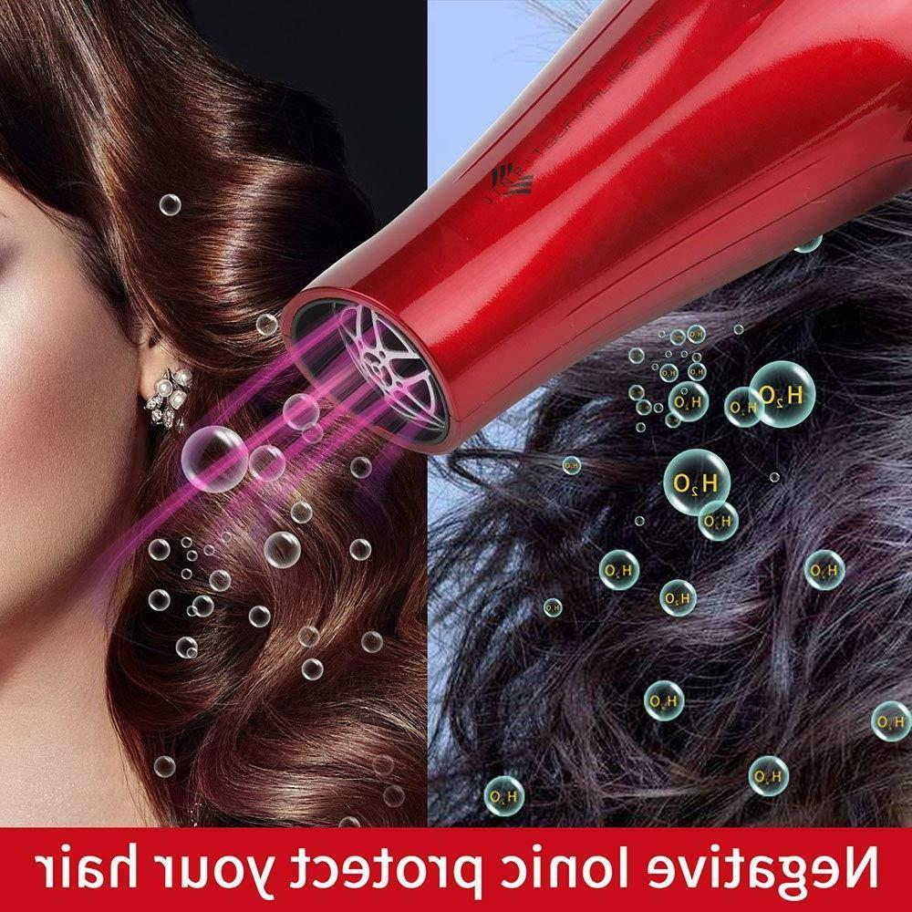 Genuine Jinri Professional 1875W Tourmaline Ionic Dryer