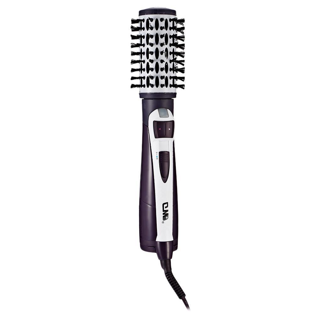 GW - 6508 Electric <font><b>Hair</b></font> <font><b>Hair</b></font> Styling Tool Curler Electric 2 in 1 Hot <font><b>Brush</b></font>