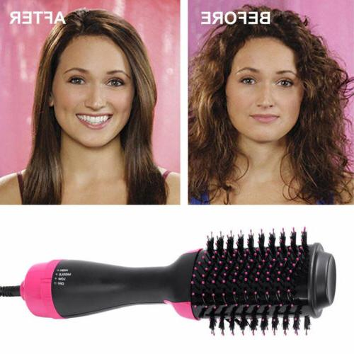 Hair Dryer One Step Brush Bristles