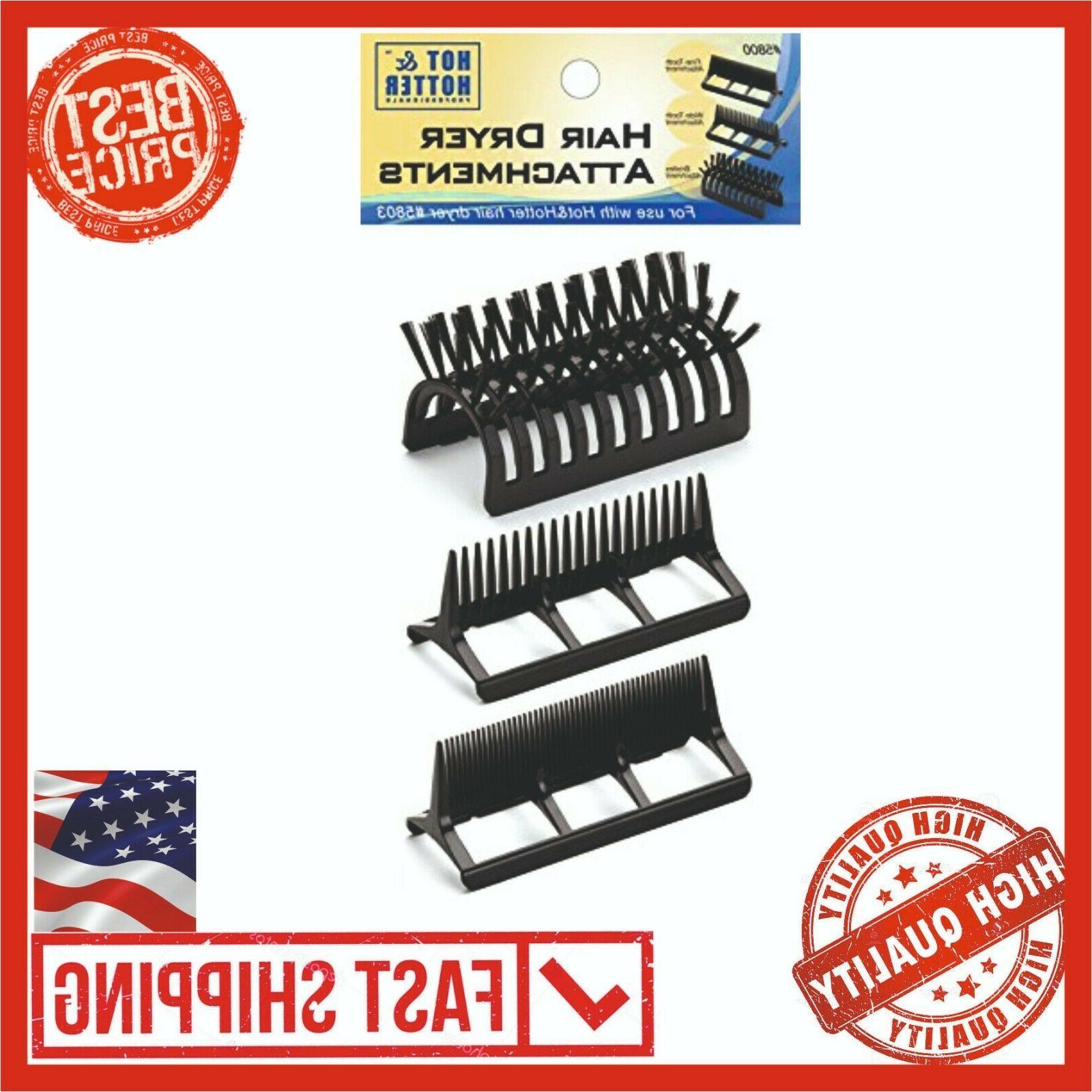 Annie Hair Dryer Attachments #5803 Beaty Women Styling Haird