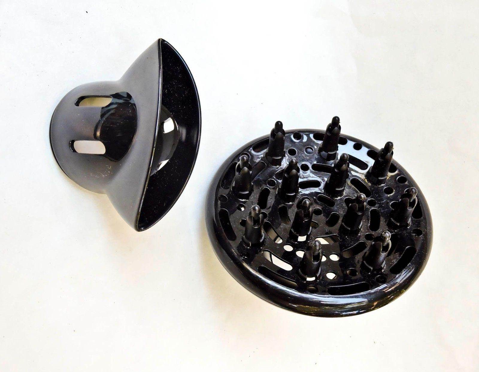 VIDAL DRYER ATTACHMENTS FINGER AND STYLING