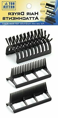 Annie Hair Dryer Attachments for #5803 All type hair Comb Ne