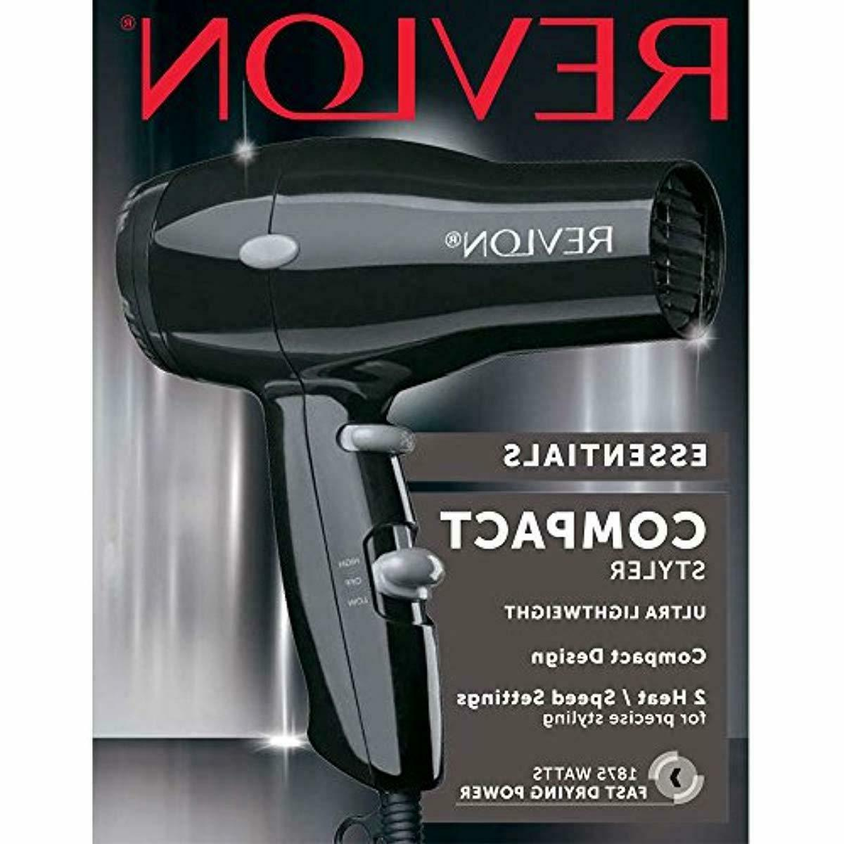 IONIC DRYER Revlon Compact Speed 1875W Styler