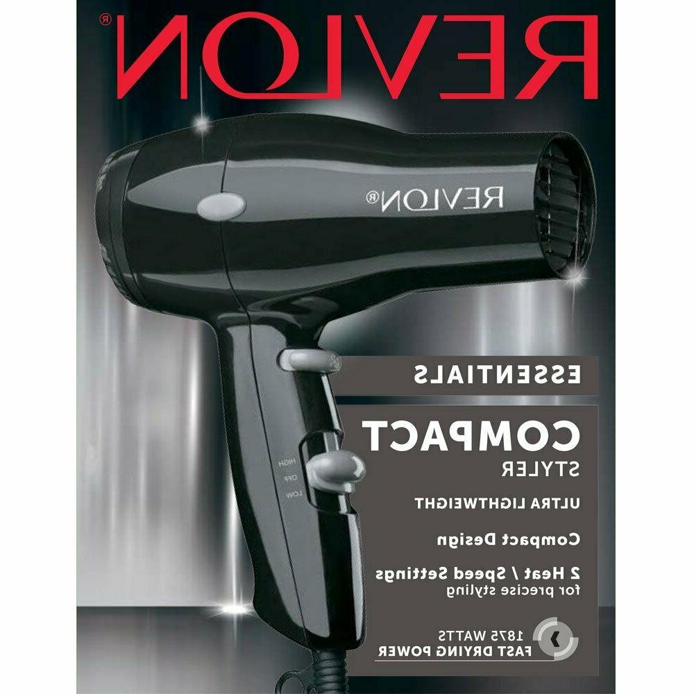 rvdr5034 1875w turbo hair dryer black