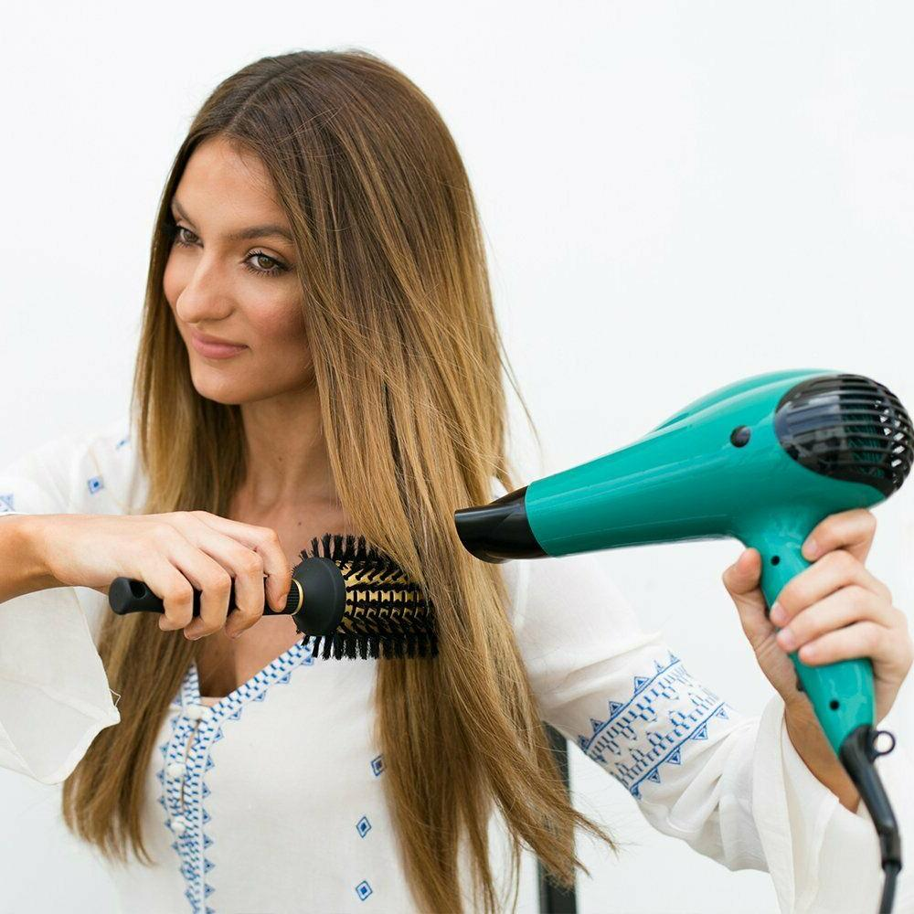 Professional Hair Blow Dryer Diffuser Booster Speed