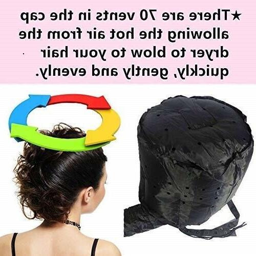 Ess Hair Bonnet Hood Hand Styling Attachment