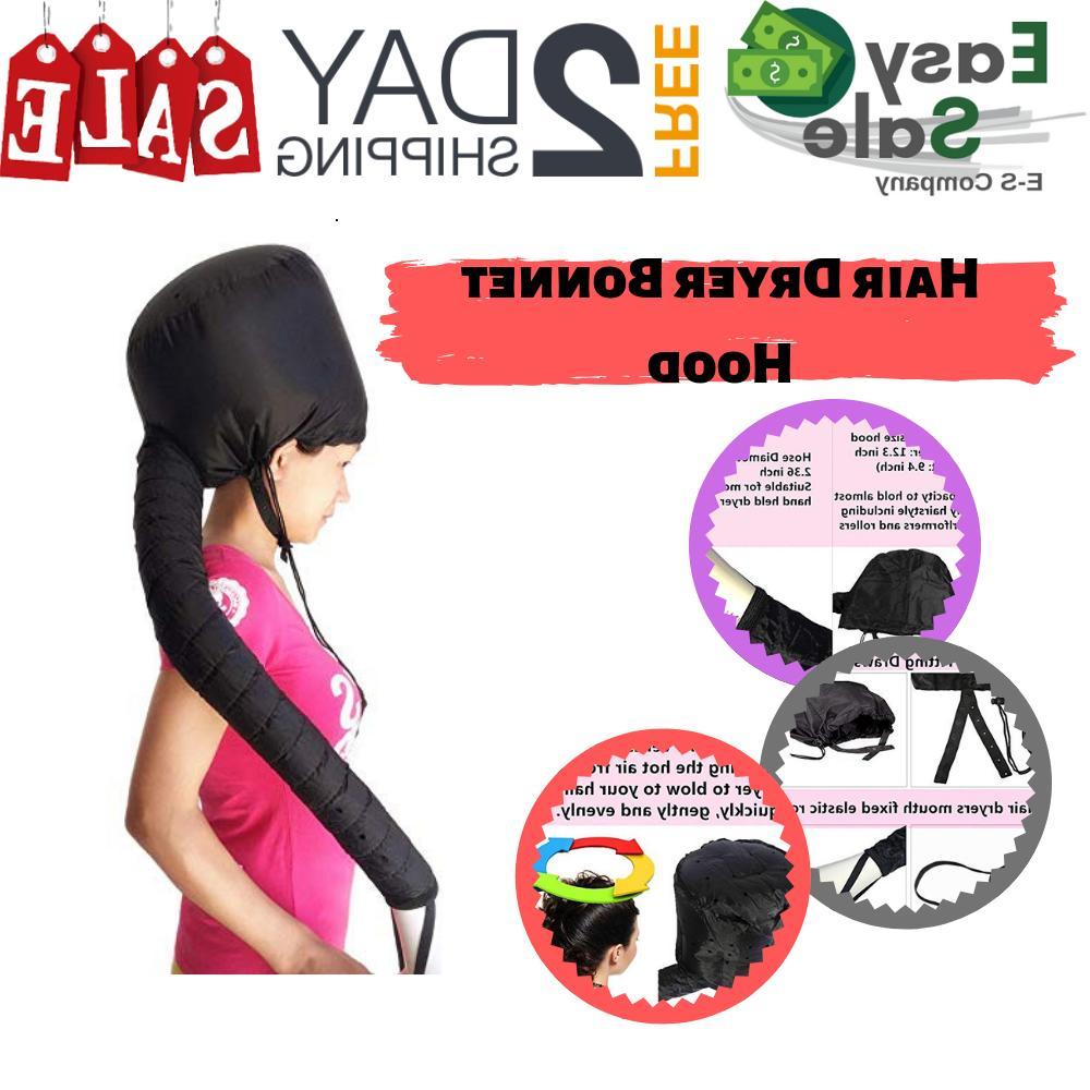 hair dryer bonnet hood hand adjustable portable