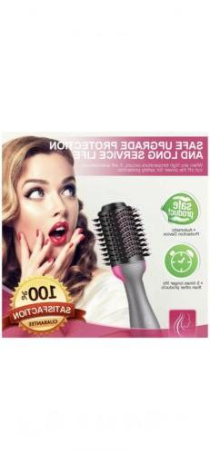 Hair Brush, 4-in-1One Step Volumizer,