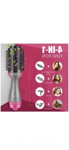 Hair 4-in-1One Step Hair Dryer Volumizer,