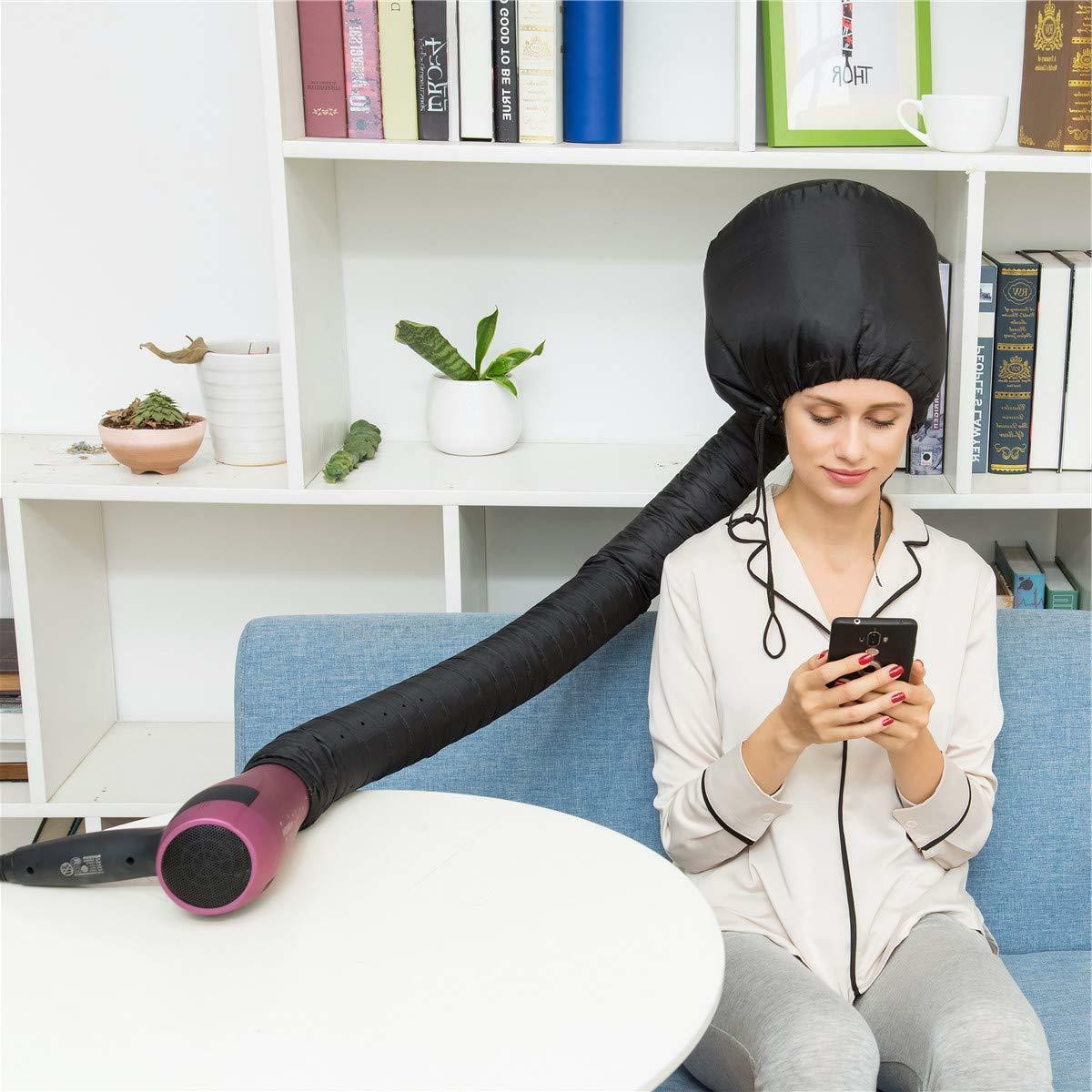 hair dryer cap bonnet blow dry attachment