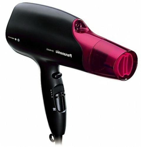Panasonic Nanoe Hair Dryer in Purple Diffuser attachment Rem