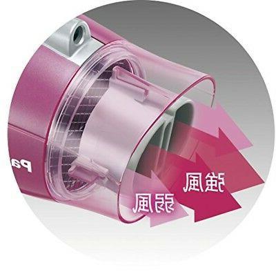 Panasonic Pink Hair Care Japanese