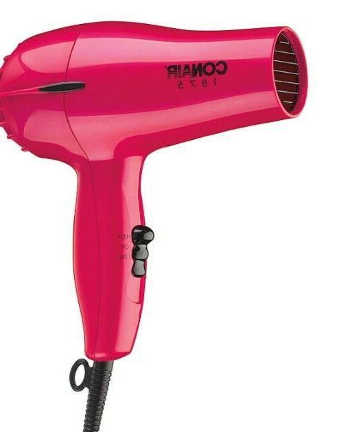 hair dryer mid size 1875 watt comfortable