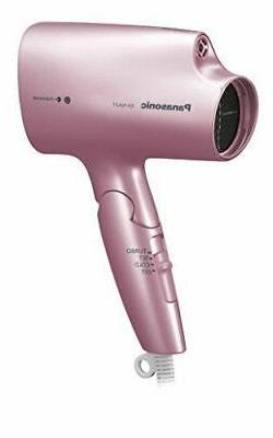 Panasonic Hair Dryer Nano Care Pale Pink EH-NA27-PP JP