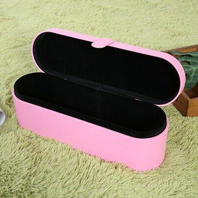 PU Leather Hair Dryer Storage Box Gift Box for Dyson Superso