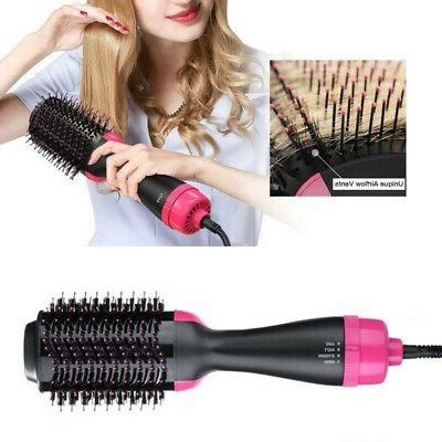 One Step Hair Hair Salon Pro Collection Styler Brush US Plug