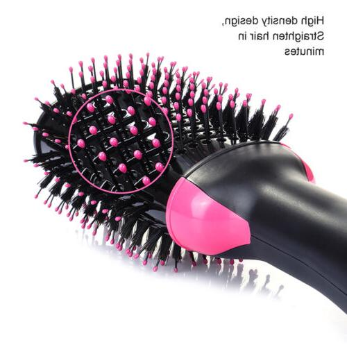 Hair Volumizer One Step Curling Oval Curler Styler Mixed
