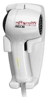 Hair Dryer,Wall Mounted,White,1600 Watts ANDIS HD-3L