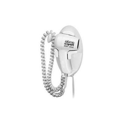 ANDIS HD-5L Hair Dryer,Wall Mounted,White,1600 Watts