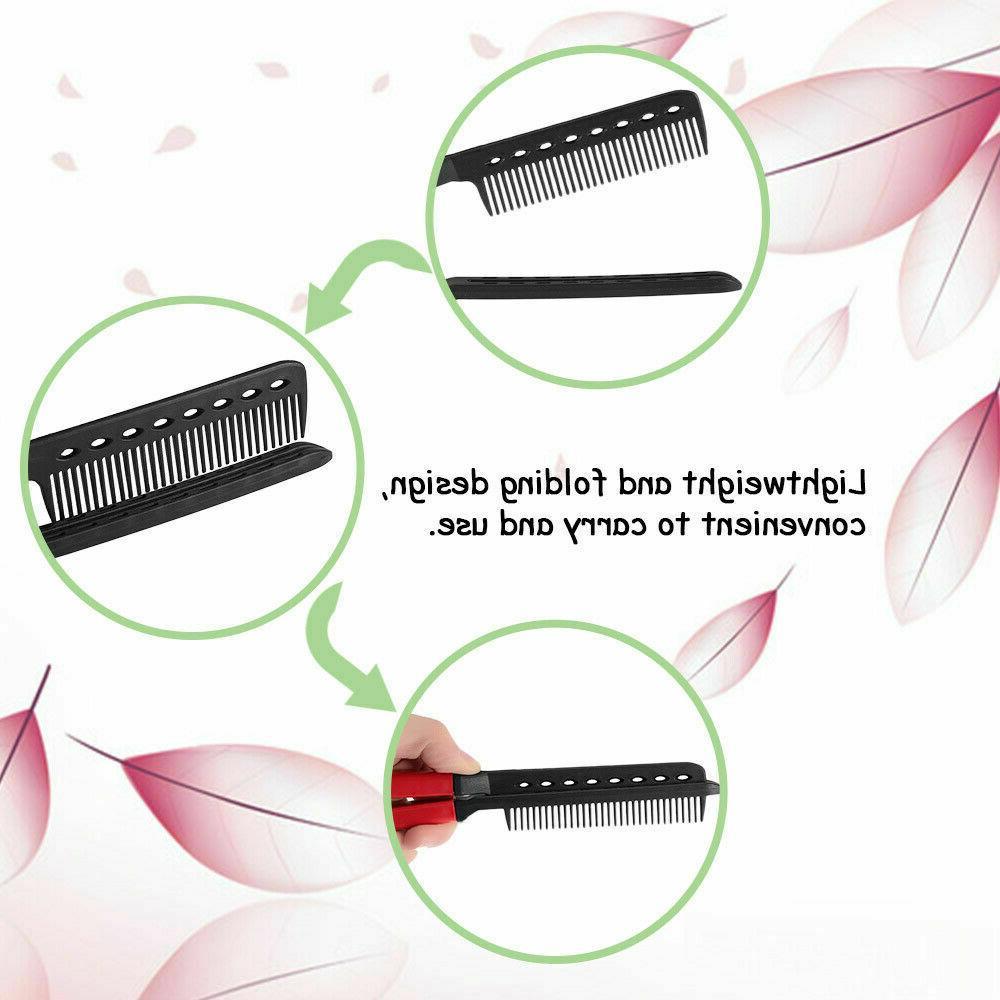 Hair Straightener Grip Straightening