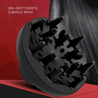 hairdressing hand shaped hair blow dryer diffuser