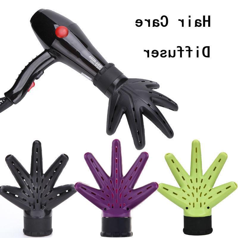 hand shape diffuser hair dryer hairdressing salon