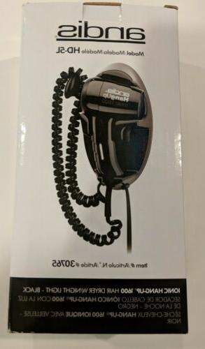 hang up hd 5l 1600w hair dryer